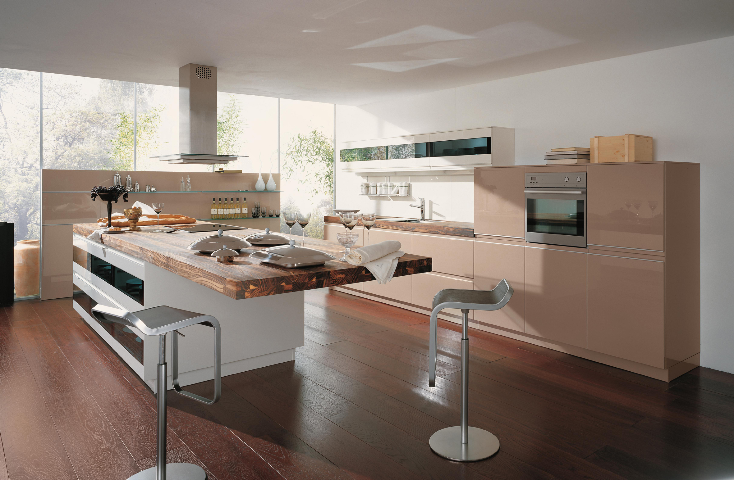 Küche 2011: Kochen in sensationeller Umgebung