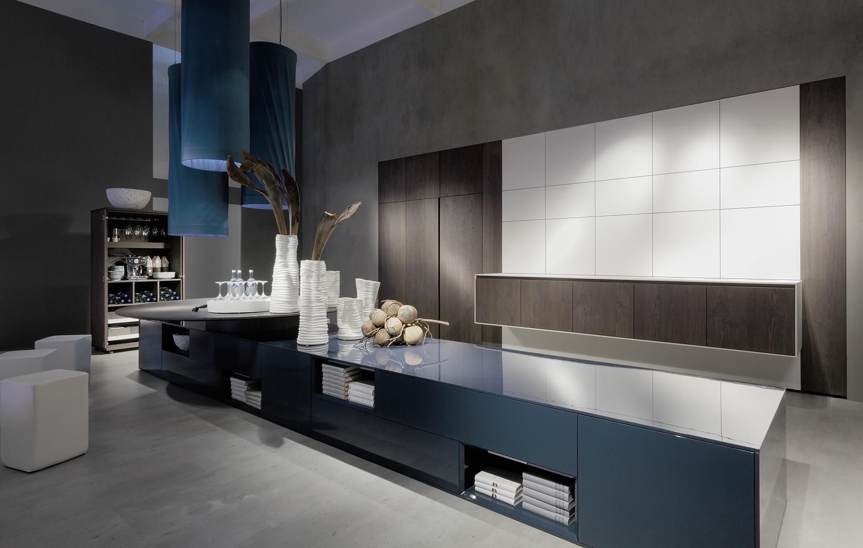 Puristisches Küchendesign erobert die Wohnungen