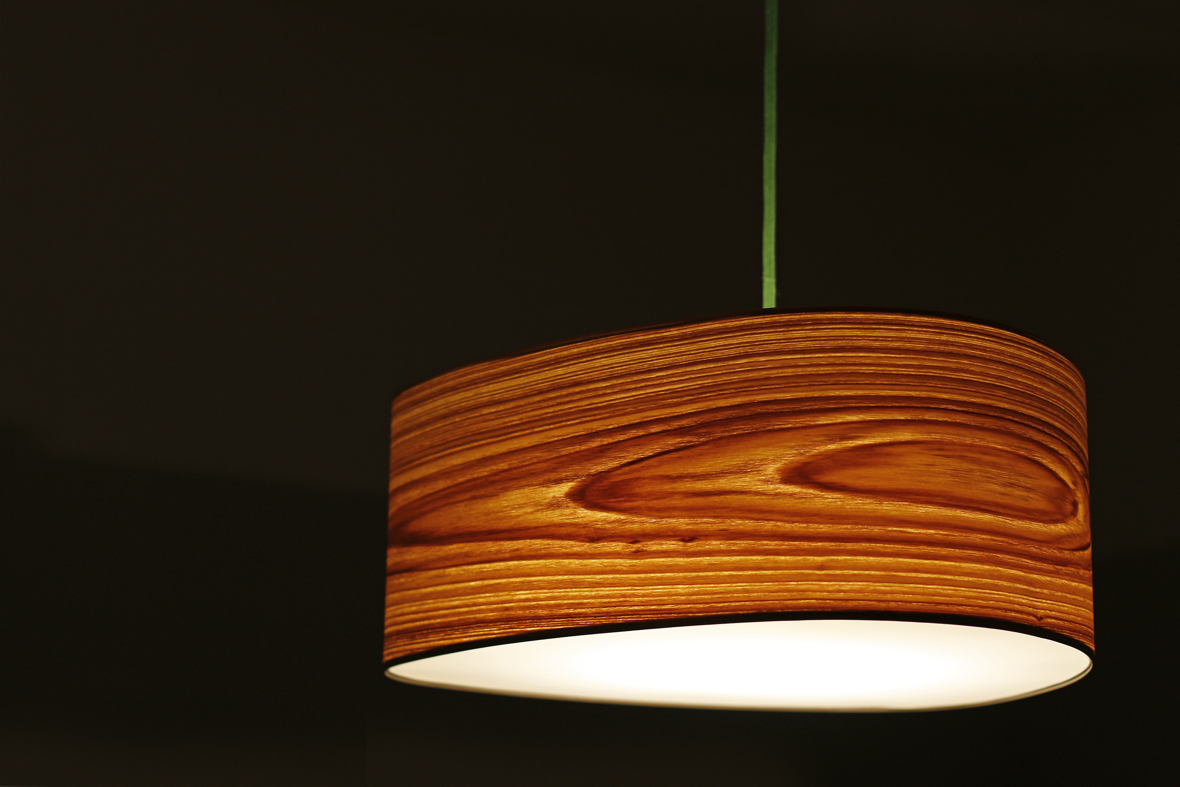 Aus Holz wird Licht