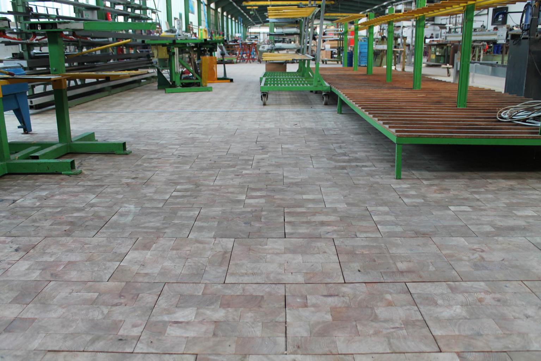 Beliebt Hirnholzparkett / Holzpflaster in der Werkstatt... - Seite 6 PG28