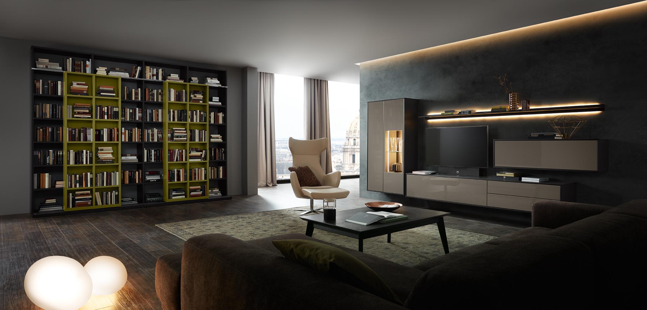 Die Rietberger Möbelwerke Setzen Ausrufezeichen Für Die