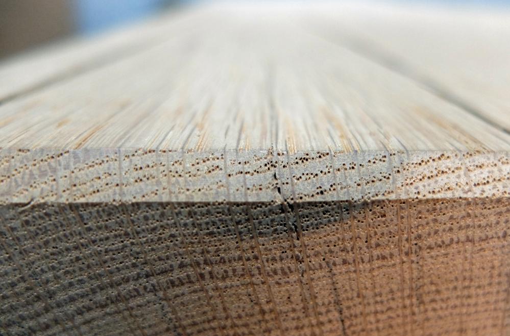 Massivholzmöbel Lassen Sich Auch Stirnseitig Erkennen
