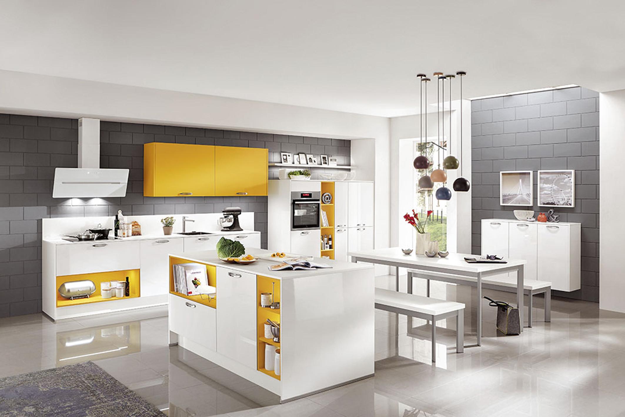 amk farbe in der kueche 02. Black Bedroom Furniture Sets. Home Design Ideas